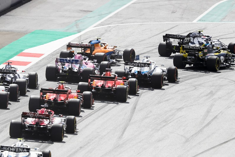 2020 F1 Hungarian Grand Prix session timings and preview – F1