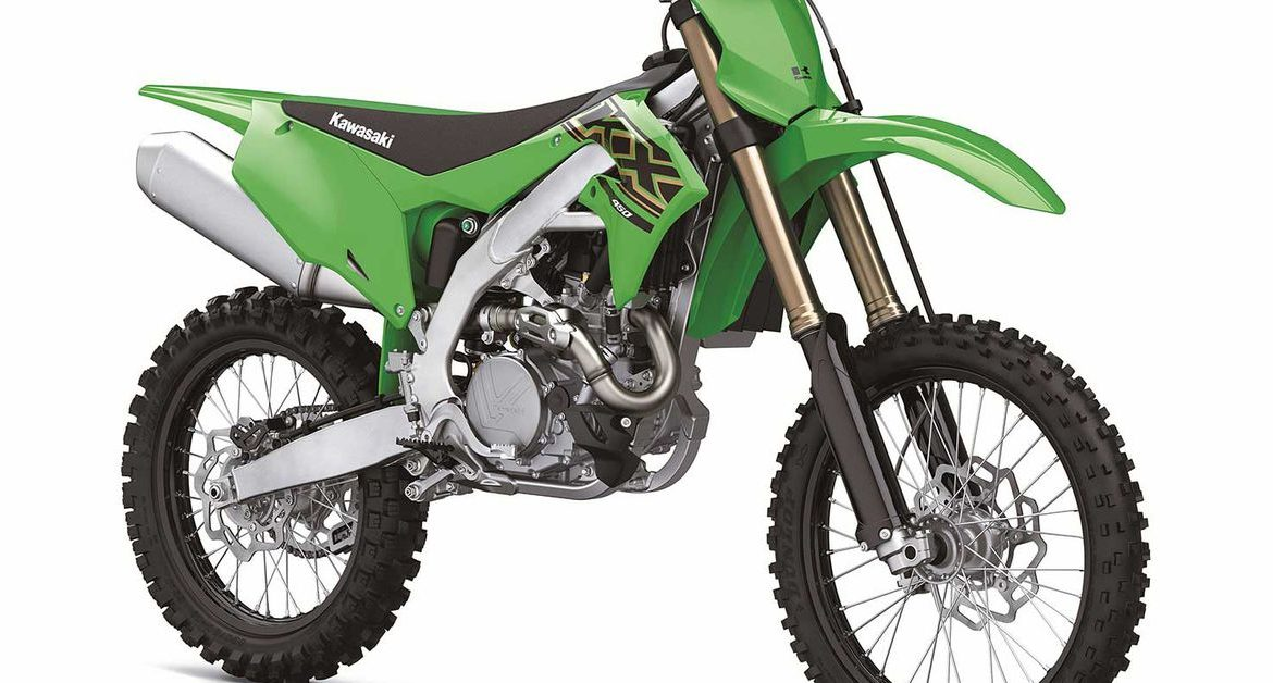 2021 Kawasaki Motocross And Cross-Country Models Released