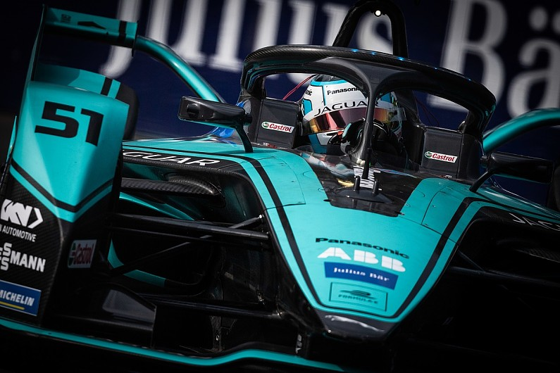 Jaguar's Calado set to miss final two Berlin FE races, Blomqvist likely to fill in – Formula E