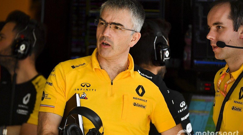 Ex-Renault F1's Chester joins Mercedes Formula E team