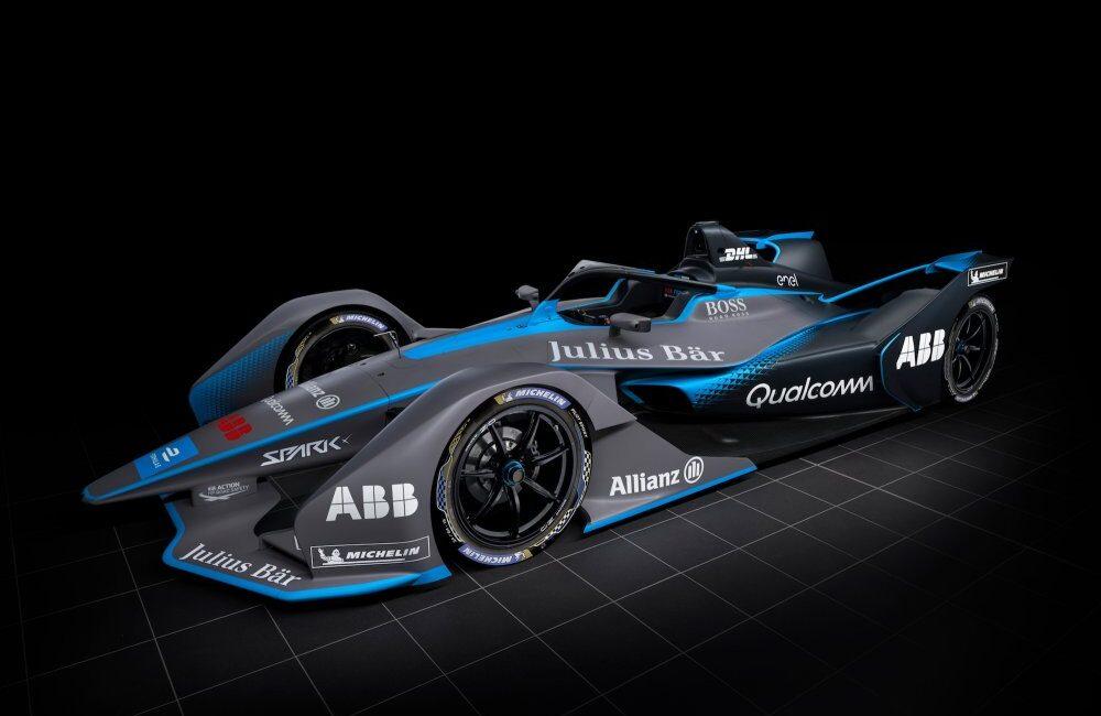 Formula E reveals Gen2 car at Geneva Motor Show