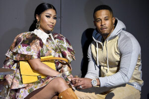 Nicki Minaj's Husband Asks Judge to Attend Birth of Their Child